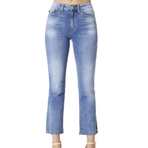 Riley Mid-Rise Ankle Denim