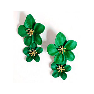 Adeline Floral Earrings