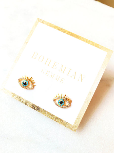 Harper Eye Studs