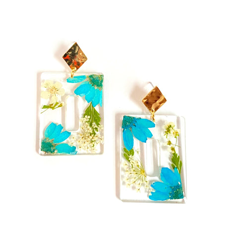 Arianna Floral Earrings