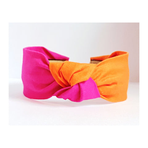 Francesca Two-Tone Headband