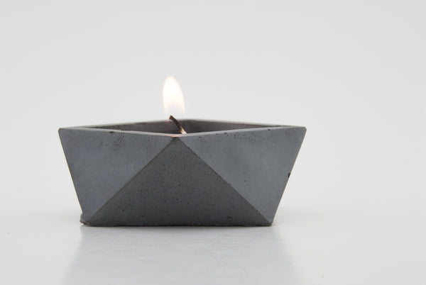 Bluestone Candle Holder (Set of 3) - Conform Studios
