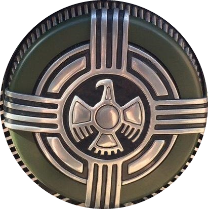 Indian Motorcycles High Flow Air Filter Insert Emblem