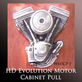 Unique Motorcycle Gifts - Harley Motorcycle Accessories Motor Cabinet Pulls