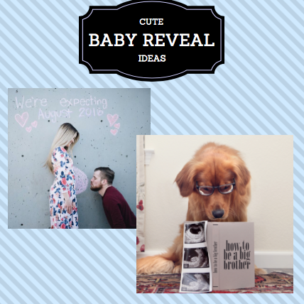 Cutest ways to reveal baby news