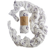 """By The Seaside"" Baby Swaddle"
