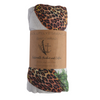 """Leopard pineapples"" Baby Swaddle"