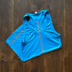 Women's Relentless Tank Top - No Easy Days Apparel