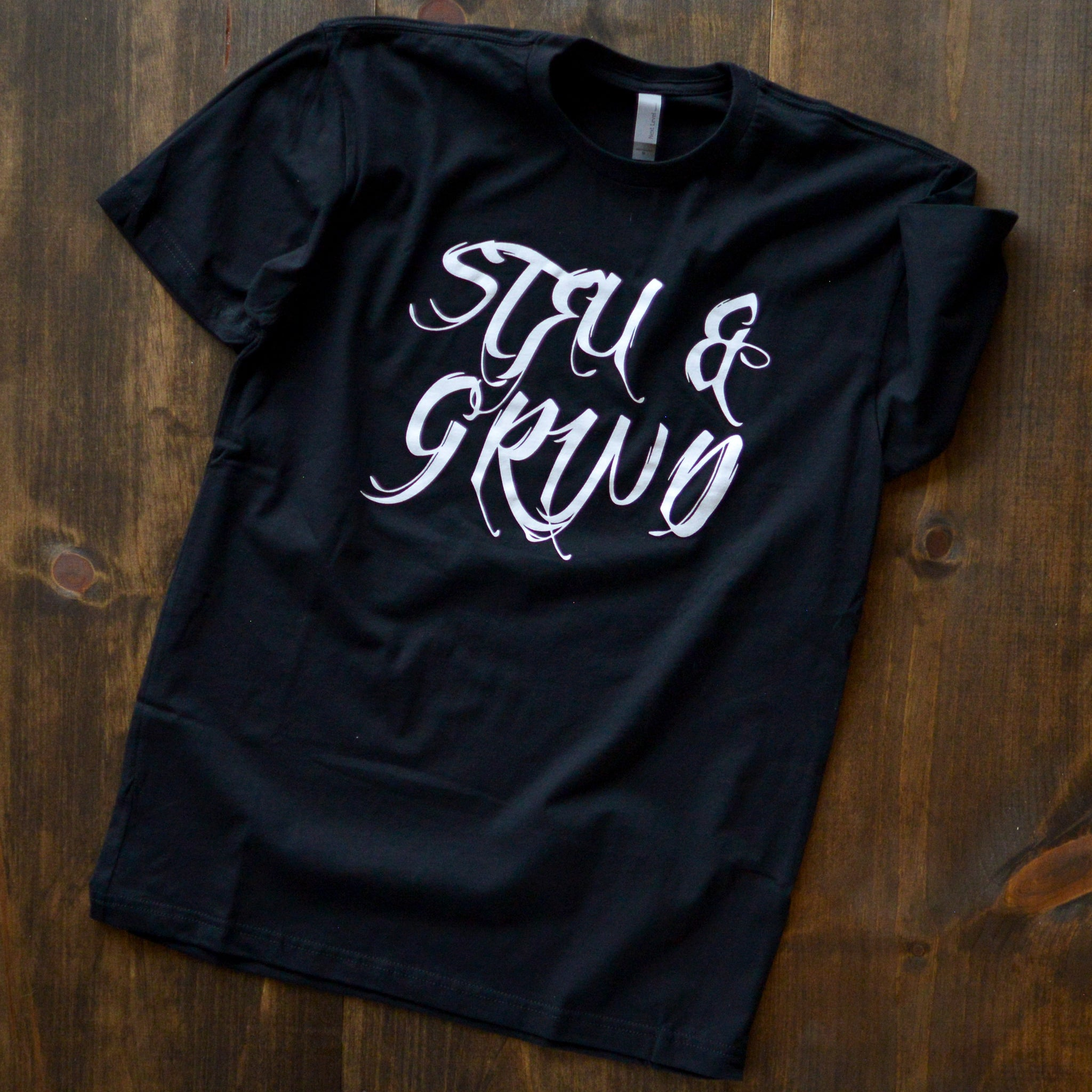 STFU & Grind - No Easy Days Apparel