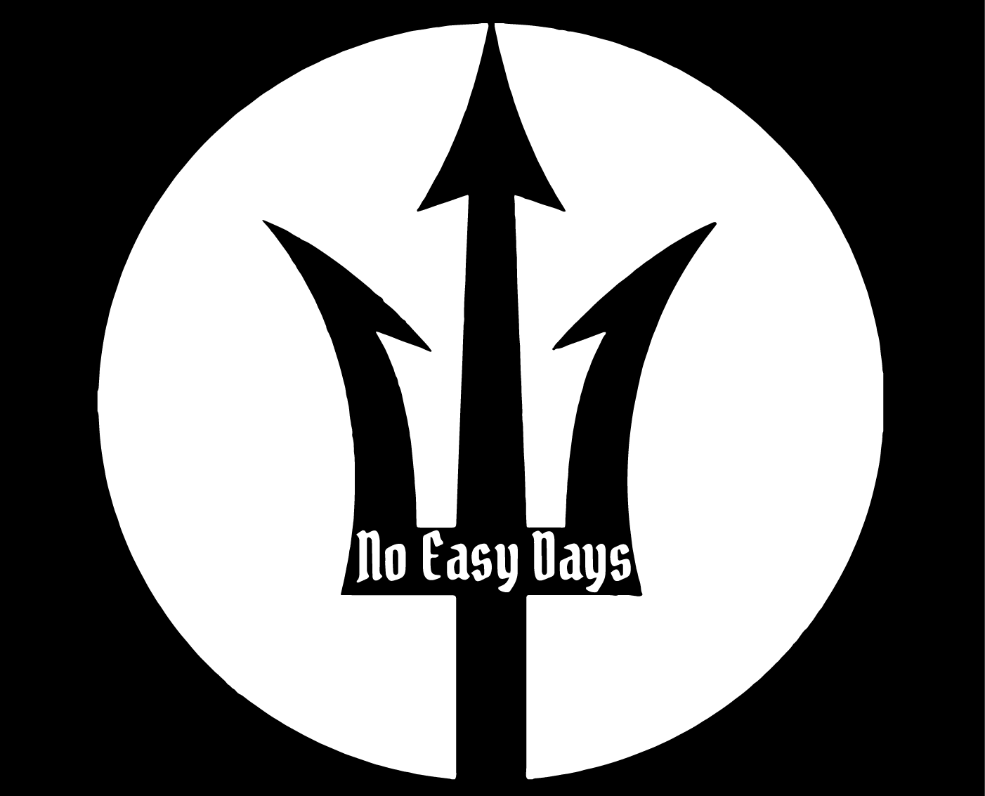 No Easy Days Jersey Pullover