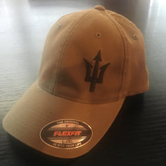 Trident Hat Distressed - No Easy Days Apparel