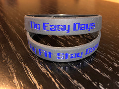 Reminder Bands - No Easy Days Apparel