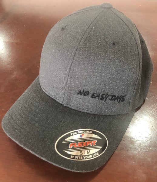 Flexfit Wool Blend Cap - No Easy Days Apparel