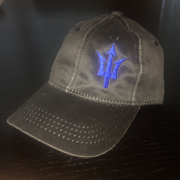 Trident Unstructured Dad Hat - No Easy Days Apparel