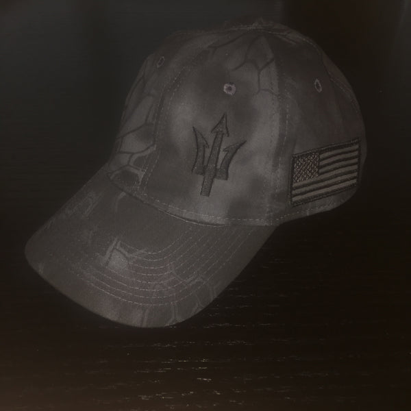Trident Hat Kryptek Typhon - No Easy Days Apparel