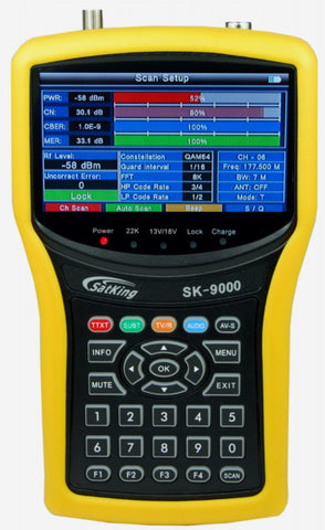 Tools & Alignment Meters