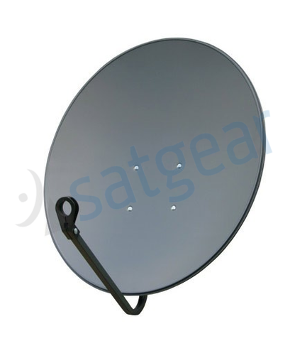 65 cm KU Band Fixed Offset Satellite Dish