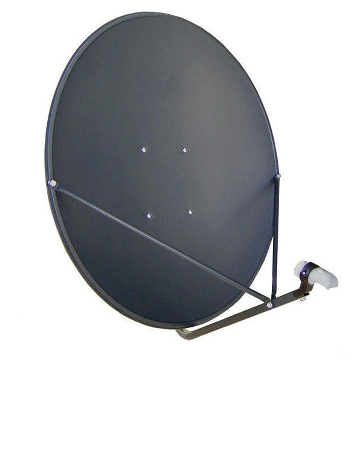 90 cm KU Band Fixed Offset Satellite Dish
