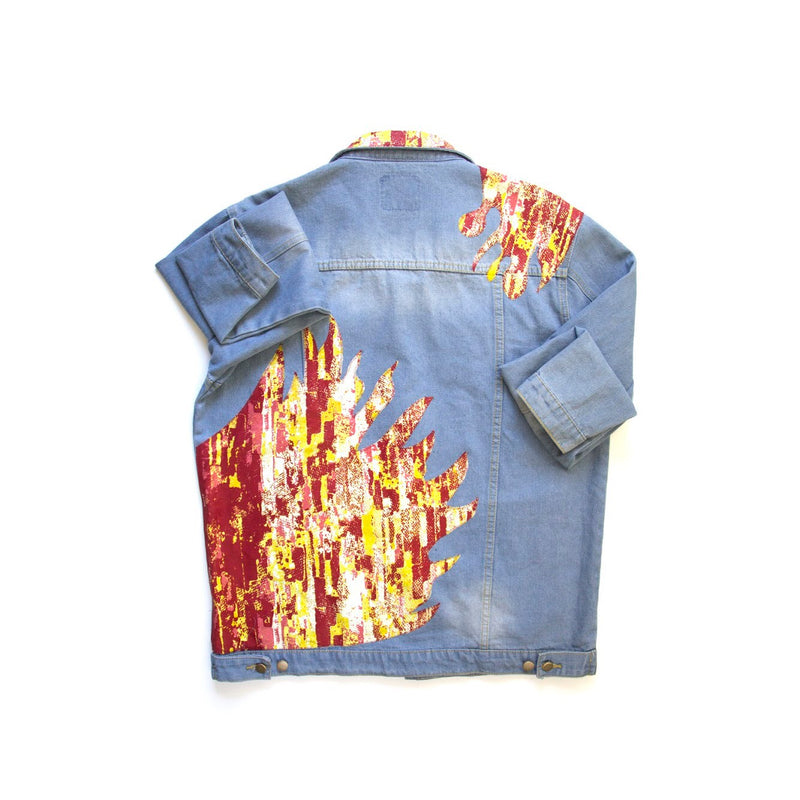 Fire Fabric Jean Jacket