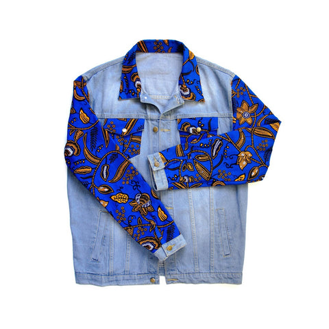 Nwa Jean Jacket (Male)