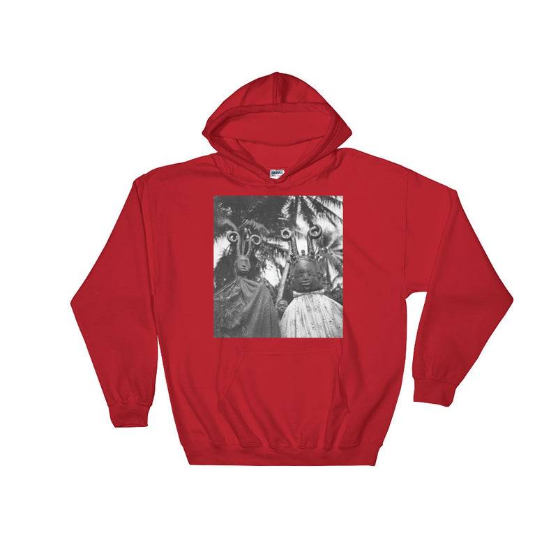Isu Item Hooded Sweatshirt