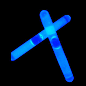 "Blue 1.5"" Fishing Lights"