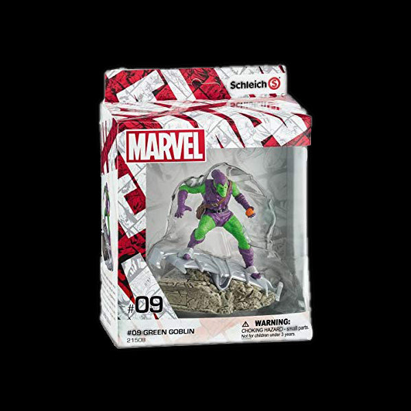 Schleich Marvel Green Goblin (#09) Collectable Figure