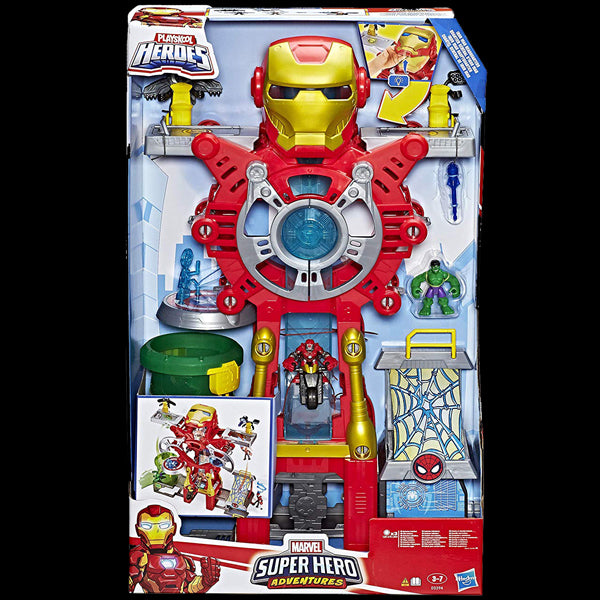 Iron Man Headquarters Playset