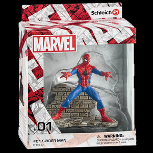Schleich Marvel Spider-Man (#01) Collectable Figure NEW