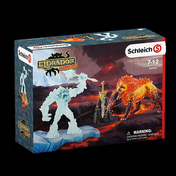 Schleich Eldrador 42455 Battle for the Superweapon