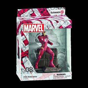 Schleich Marvel Iron Man (#08) Collectable Figure