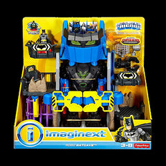 Fisher-Price Imaginext Super Friends Robo Batcave by Imaginext
