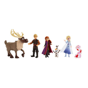 FROZEN 2 ADVENTURE COLLECTION 5 CHARACTERS