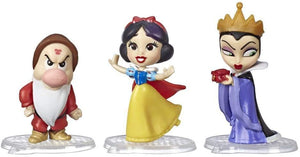 Disney Princess Comics Snow White's Story Moments 3-Figure Pack