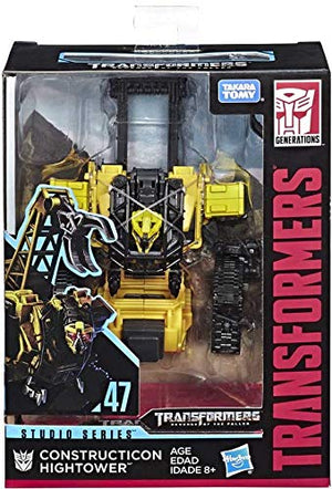 Transformers Studio Series #47 Deluxe Class CONSTRUCTICON HIGHTOWER