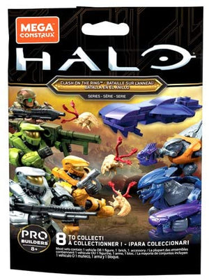 Mega Construx CNC84 Halo-Mini Figures Blind Bag