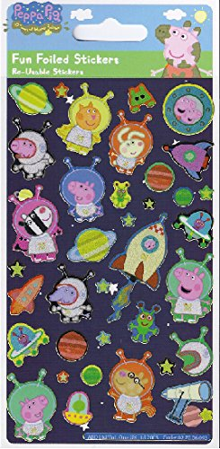 Peppa Pig Character Stickers