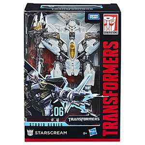 Transformers Generations Studio Series 06 Voyager Class StarScream