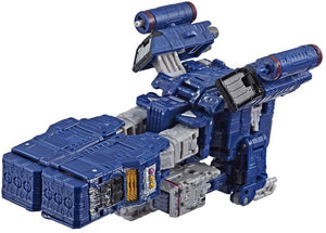 Transformers War for Cybertron: Siege Voyager Class SOUNDWAVE Figure by Hasbro