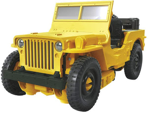 Transformers Bumblebee Jeep Studio Series 57 Movie Action Figure Hasbro Toy