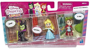 Disney Princess Comics Aurora Story Moments 3-Figure Pack
