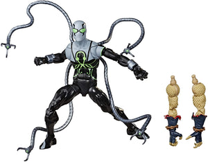 "Marvel Legends Spider-Man Superior Octopus Demogoblin BAF 6"" Action Figure"