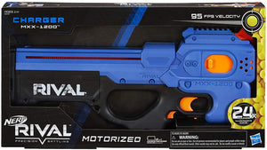 NERF Rival Charger MXX-1200 Motorized Blaster Team Blue