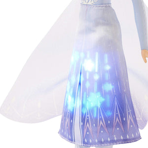 Disney's Frozen 2 Autumn Swirling Adventure Doll - Elsa