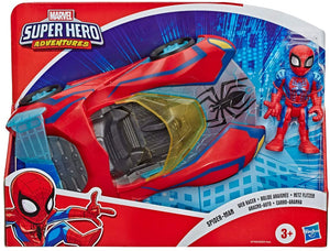Playskool Heroes Marvel Super Hero Adventures Spider-Man Web Racer