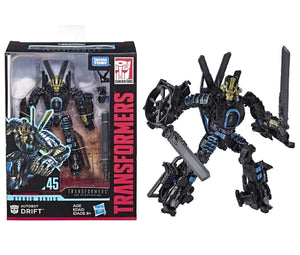 Transformers Studio Series Drift Deluxe Autobot Generations Hasbro Figure
