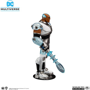 McFarlane Toys - DC Multiverse Animated - Teen Titans Cyborg Action Figure