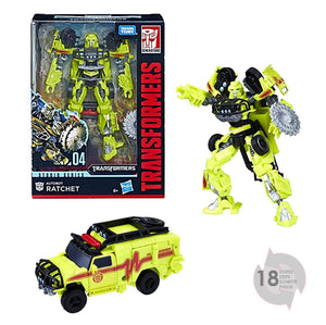 Transformers Studio Series #4 Deluxe Class Ratchet