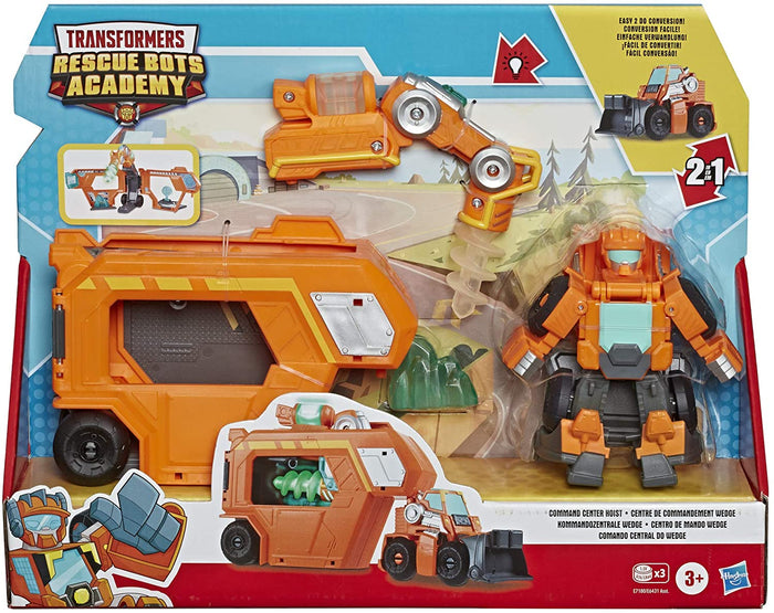 Transformers Rescue Bots Trailer Orange
