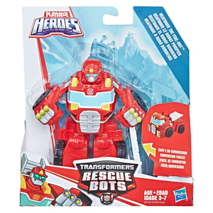 Rescue Bots Playskool Heroes Transformers Heatwave The Fire-Bot